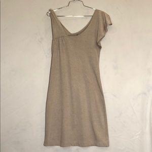 Asymmetric dress. Size S